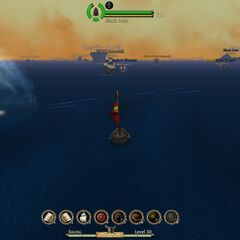 Speed Broads cheat  <i>**please note the exposed broadside cannons</i>