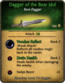 Dagger of the Bear Idol Card.png