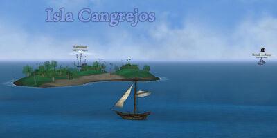 Island Isla Cangrejos