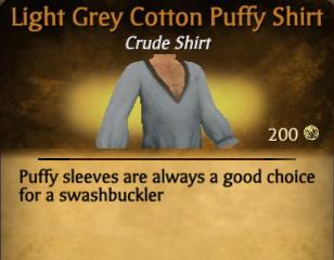 File:Light Grey Cotton Puffy Shirt.jpg