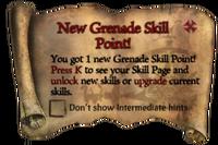 Scroll NewGrenadePoint