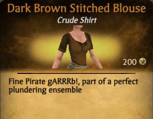 File:Dark Brown Stitched Blouse.jpg