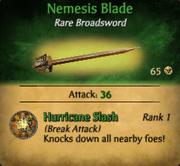 Nemesis Blade