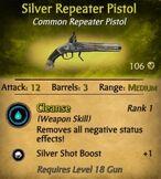 Silver Repeater