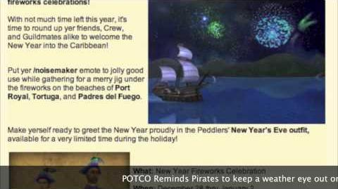 POTCO News and Updates 1 1 2013