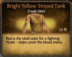 File:Bright Yellow Striped Tank.jpg