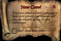 Scroll NewCrew