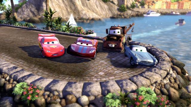 File:KS - Kinect Rush Snapshot - Cars.jpg