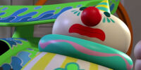 Roly Poly Clown