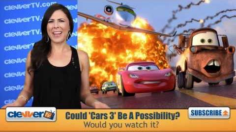 Could Cars 3 Be Coming Down The Pipeline?