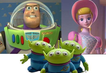 File:Buzz Lightyear Aliens and Bo Peep.jpg