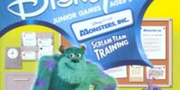 Monsters, Inc. Scream Team Training