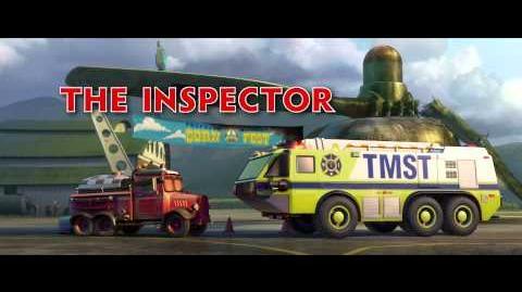 Disney's Planes Fire & Rescue (In cinemas 4 September 2014)