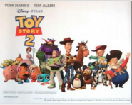 Toy Story 2 Poster 13 of 13 - Toy Gang