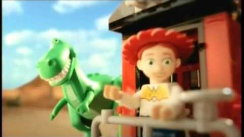 LEGO Toy Story 3 Commercial (Train Set)-3