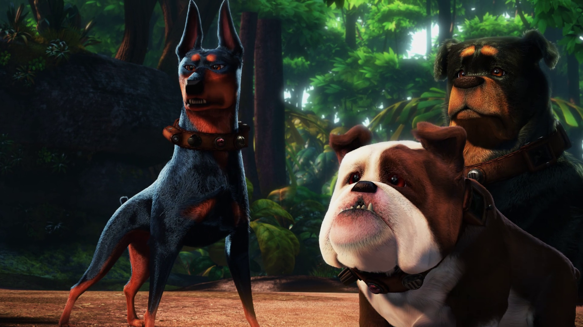 What Breed Of Dog Is Doug From The Movie Up