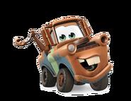 Mater Disney INFINITY Render