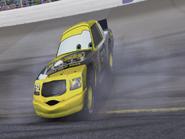 Claude Scruggs car