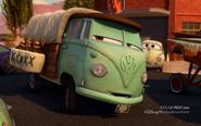 Pixar Post - Radiator Springs 500 and a Half 07