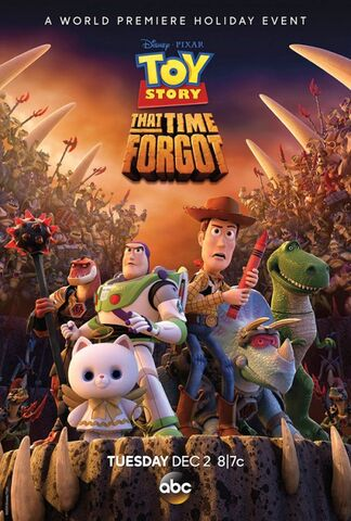 Fichier:Toy Story That Time Forgot Poster.jpg