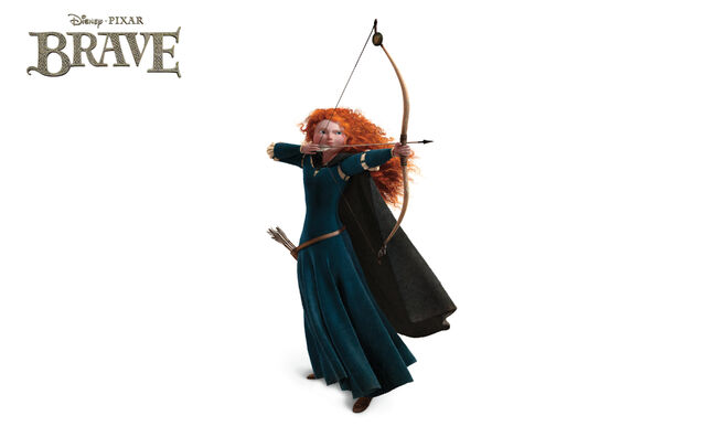File:Brave bow merida wallpaper.jpg