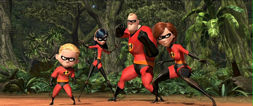 File:The Incredibles prepare to battle.jpg