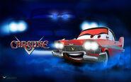 Cars Carstine by danyboz