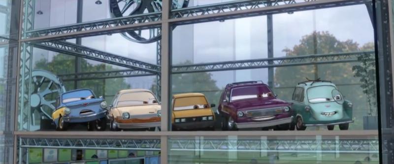 Cars  Professor Zundapp