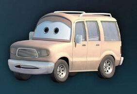 Cars-benny-brakedrum