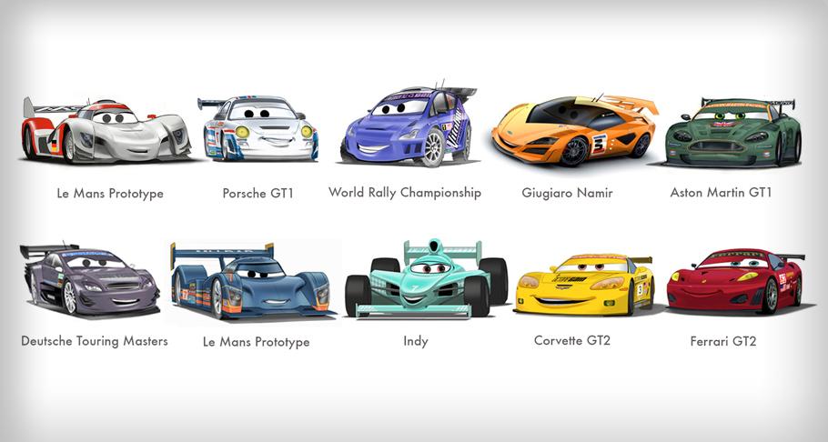 image   racers 13   pixar wiki fandom powered by wikia