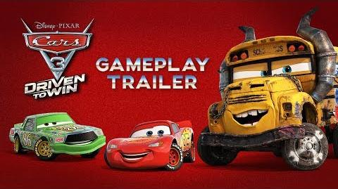 Cars 3 Driven to Win Gameplay Trailer