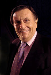 Barry Humphries July 2001