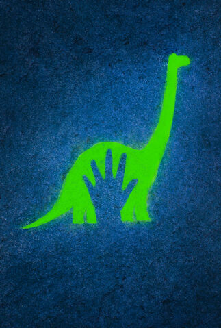File:The Good Dinosaur Textless Poster.jpg