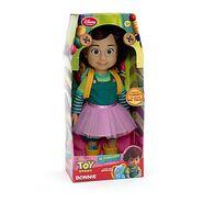 Bonnie doll in the box.