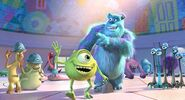 Mike, Sulley, and other Monsters 002