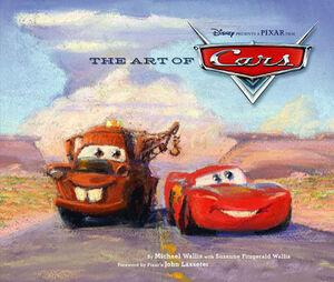 Artbook-cars