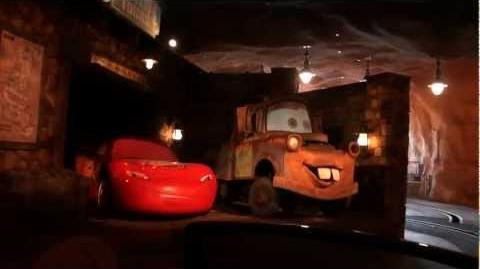 2012 DCA Radiator Springs Racers, Luigi Side, (Full Ride) June 10th POV HD (1080p)