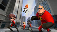 The Incredibles Disney Infinity