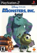 Monsters,inc.ps2version