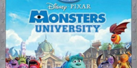 Monsters University Home Video