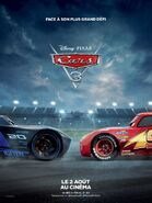 Cars 3 French Poster 02
