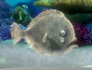 Pearl From Finding Nemo Mr. Johanson | Pixar W...