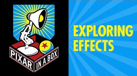 Exploring Effects Pixar in a Box