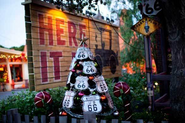 Christmas Cars Land Christmas Tree 66