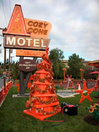 Cozy Cone Chirstmas Tree