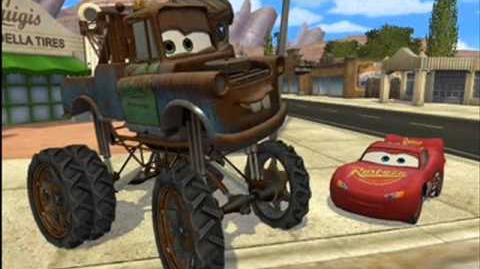 Cars Mater-National Soundtrack - 5 Star Day
