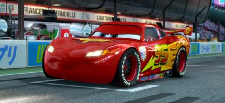 Lightning Cars2