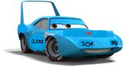 The king burger king cars