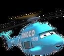 Rotor Turbosky
