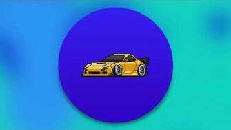 Pixel Car Racer Release Trailer
